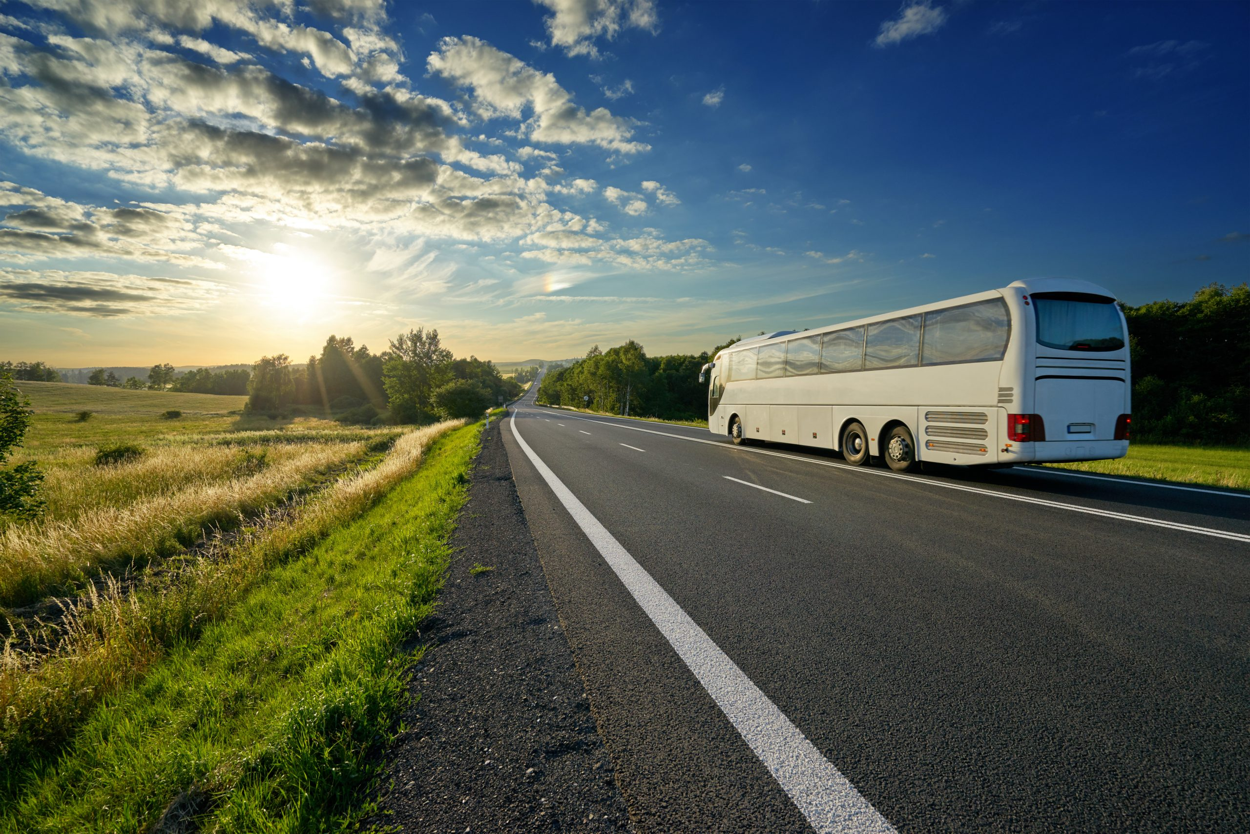 Coaches for Airport Transfers